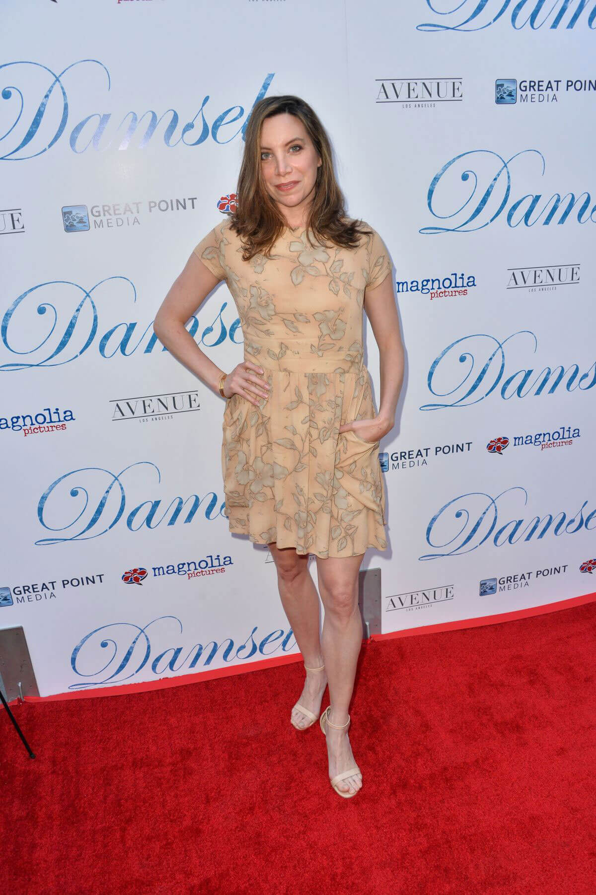 Summer Chastant at Damsel Premiere in Los Angeles 2018/06/13 1