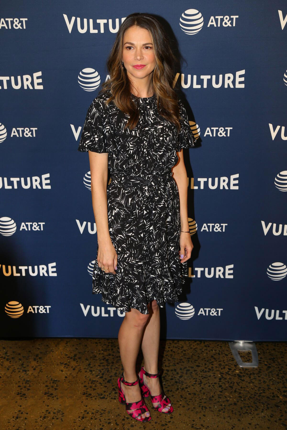Sutton Foster at Vulture Festival in New York 2018/05/19 1