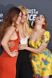 Tallulah, Rumer and Scout Willis at Comedy Central Roast of Bruce Willis in Los Angeles 2018/07/14 1