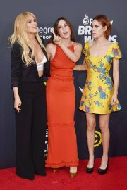 Tallulah, Rumer and Scout Willis at Comedy Central Roast of Bruce Willis in Los Angeles 2018/07/14 2