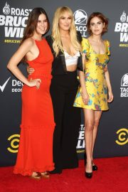 Tallulah, Rumer and Scout Willis at Comedy Central Roast of Bruce Willis in Los Angeles 2018/07/14 3
