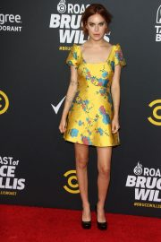 Tallulah, Rumer and Scout Willis at Comedy Central Roast of Bruce Willis in Los Angeles 2018/07/14 4