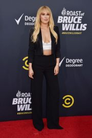Tallulah, Rumer and Scout Willis at Comedy Central Roast of Bruce Willis in Los Angeles 2018/07/14 10