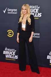 Tallulah, Rumer and Scout Willis at Comedy Central Roast of Bruce Willis in Los Angeles 2018/07/14 11