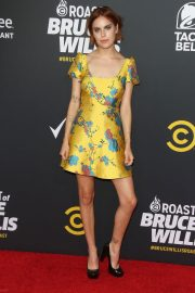 Tallulah, Rumer and Scout Willis at Comedy Central Roast of Bruce Willis in Los Angeles 2018/07/14 18