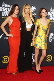 Tallulah, Rumer and Scout Willis at Comedy Central Roast of Bruce Willis in Los Angeles 2018/07/14 22