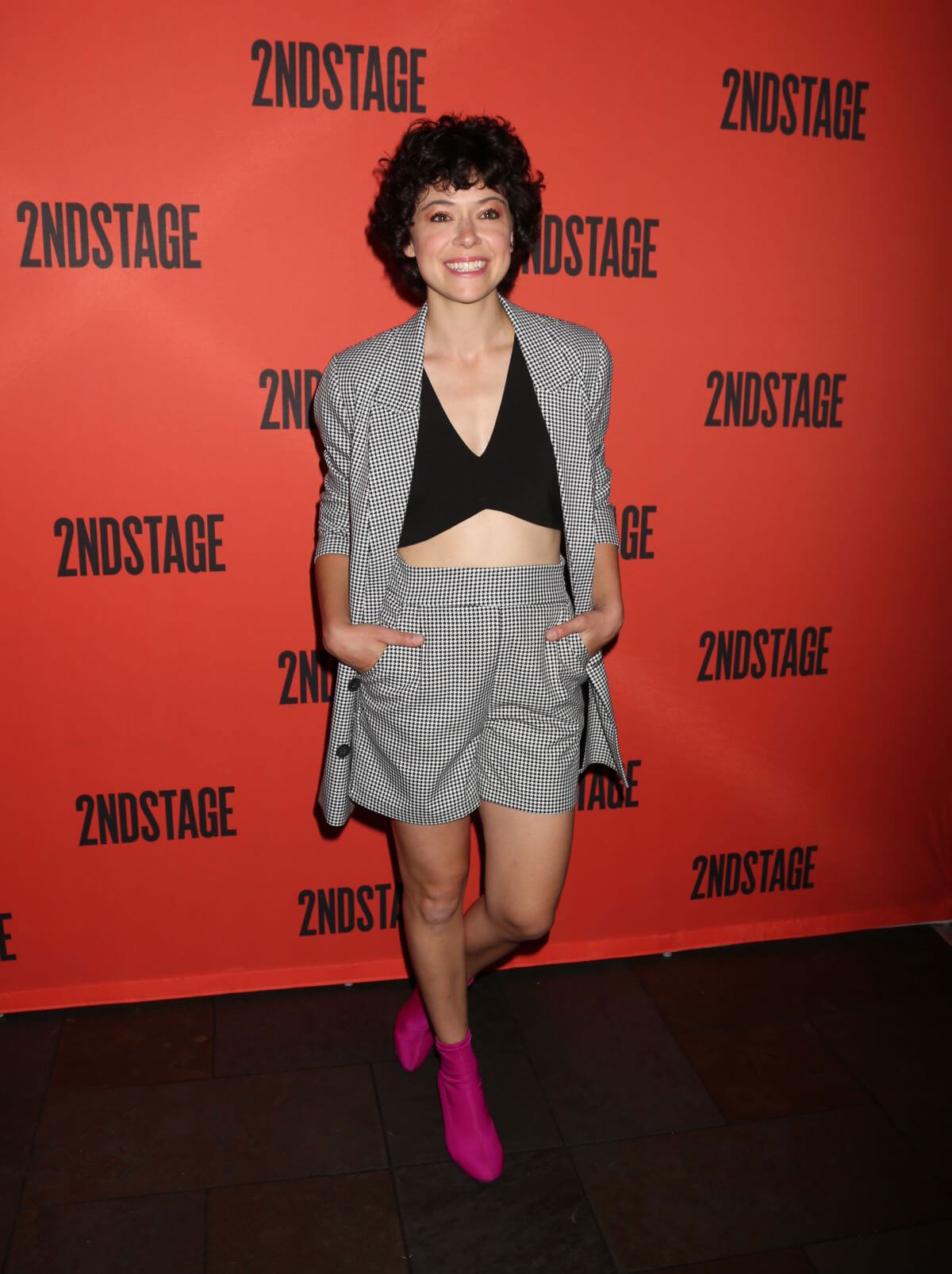 Tatiana Maslany at Mary Page Marlowe Off-Broadway Opening Night in New York 2018/07/12 1