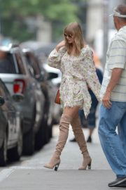 Taylor Swift Out for Lunch in New York 2018/07/14 4