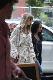 Taylor Swift Out for Lunch in New York 2018/07/14 5
