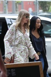 Taylor Swift Out for Lunch in New York 2018/07/14 6