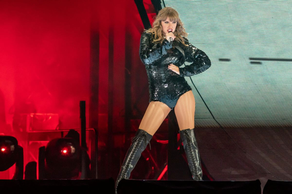 Taylor Swift Performs at Reputation Tour in Seattle 2018/05/22 1