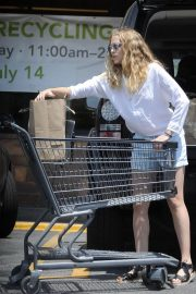 Teresa Palmer Out Shopping in Los Angeles 2018/07/21 12