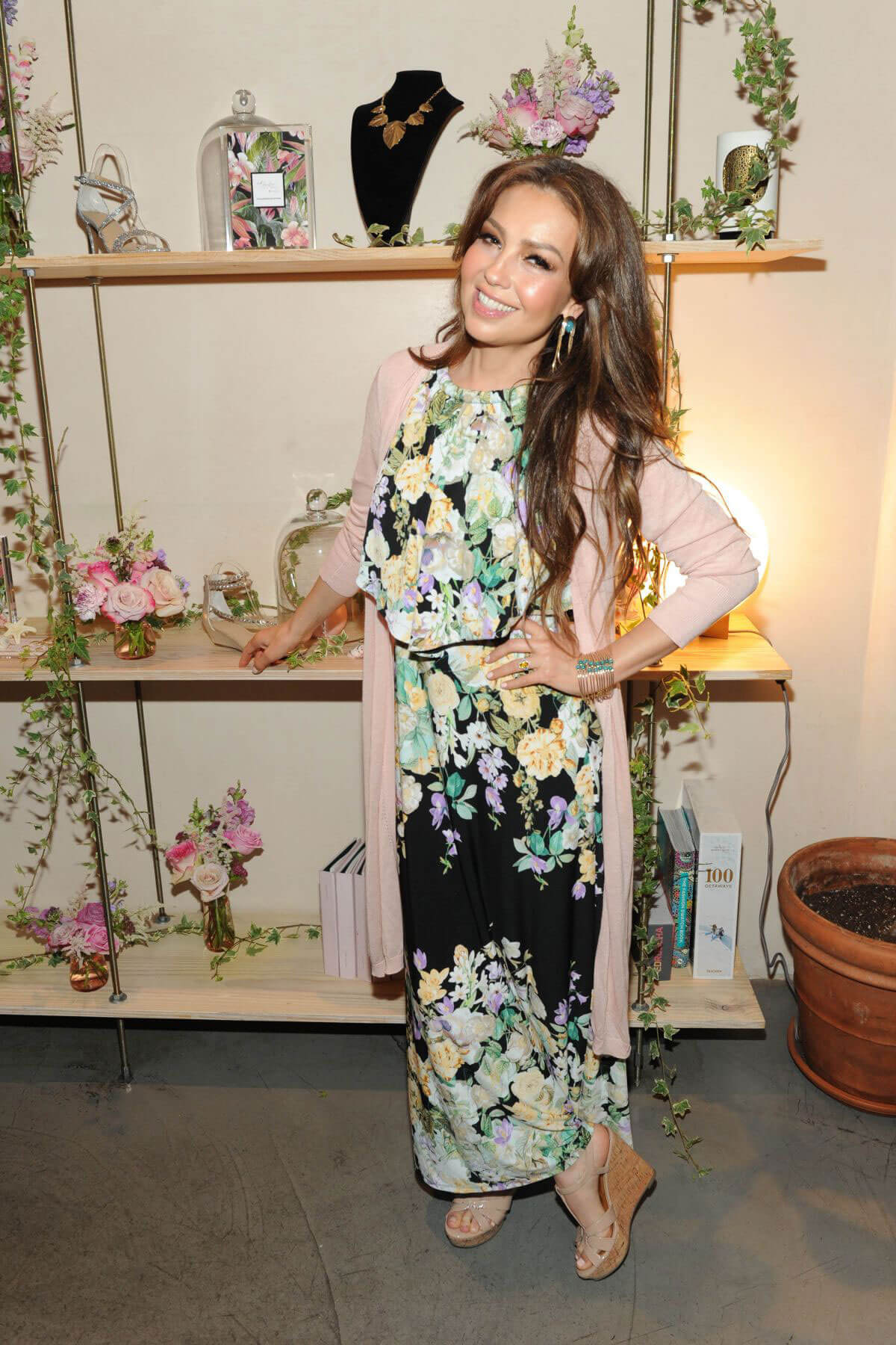 Thalia Celebrates Summer '18 Collection Available Exclusively at Macy's in New York 2018/05/31 1