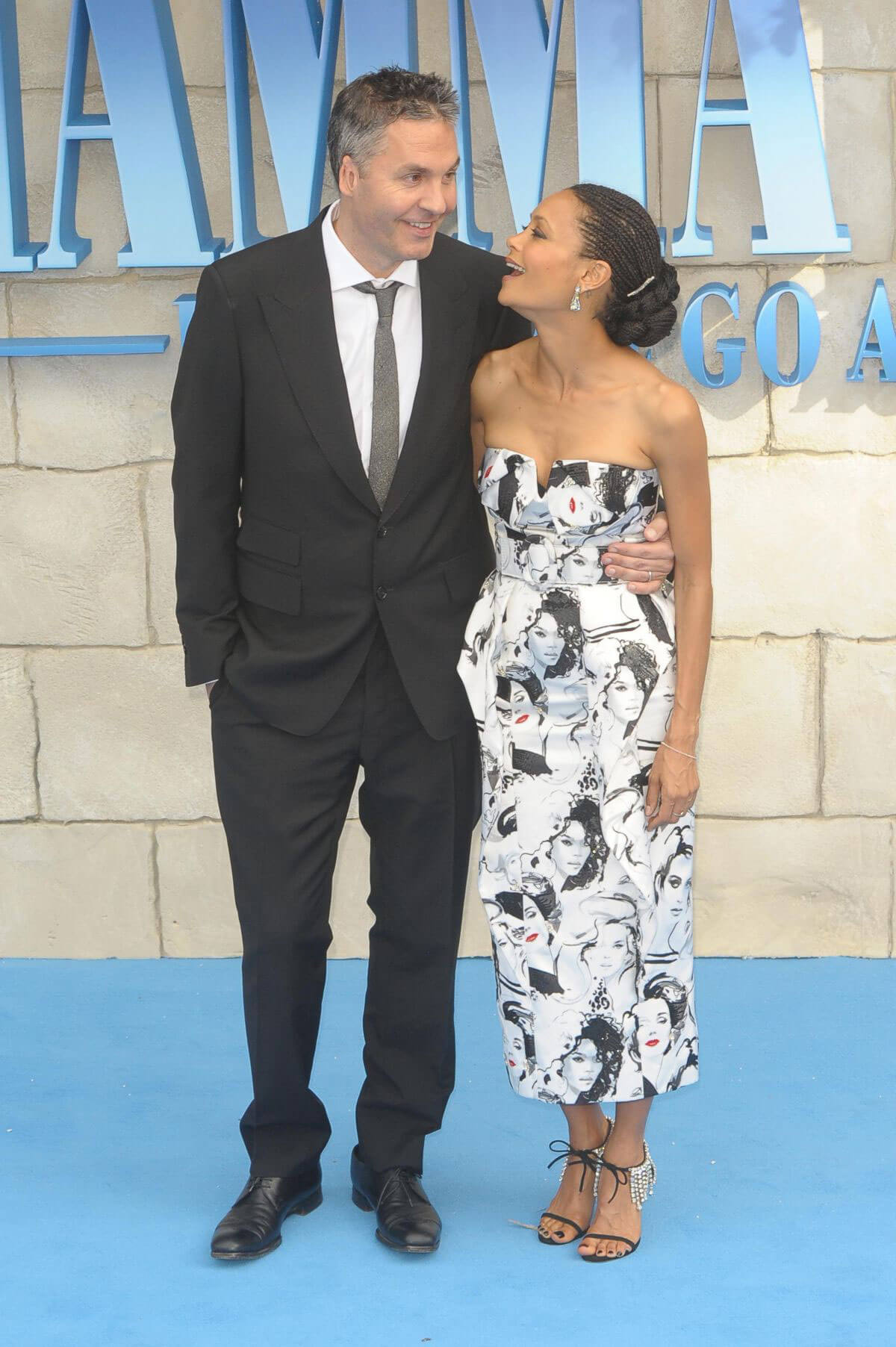 Thandie Newton at Mamma Mia Here We Go Again Premiere in London 2018/07/16 1