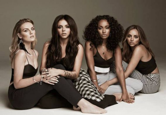 Thousands throng the Kent County Showground for the Little Mix Performance 2018/07/22 1