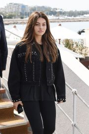 Thylane Blondeau Out in Cannes 2018/05/10 1