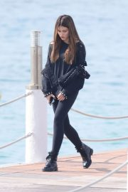 Thylane Blondeau Out in Cannes 2018/05/10 6