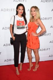 Tiffany and Lucy Watson at Adrift Special Screening in London 2018/06/24 1