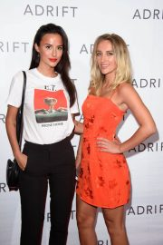 Tiffany and Lucy Watson at Adrift Special Screening in London 2018/06/24 8