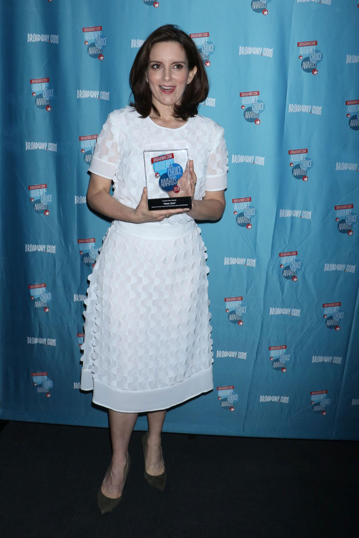 Tina Fey at broadway.com Audience Choice Awards Winners Cocktail Party in New York 2018/05/24 1