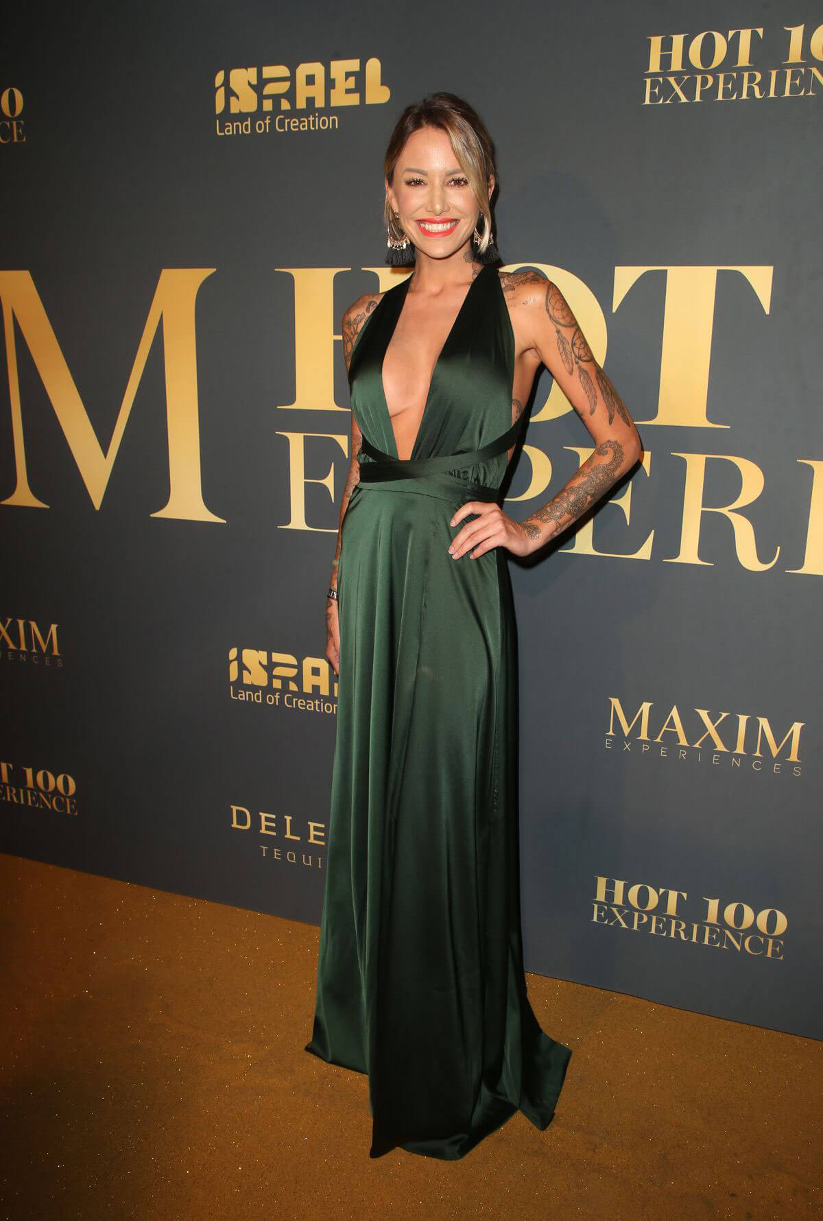Tina Louise at Maxim Hot 100 Experience in Los Angeles 2018/07/21 1