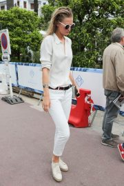 Toni Garrn Out and About in Cannes 2018/05/16 8