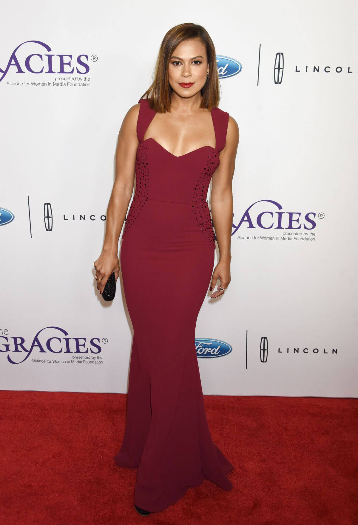 Toni Trucks at 2018 Gracie Awards Gala in Beverly Hills 2018/05/22 1