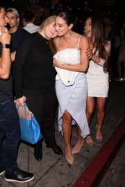 Tulisa Contostavlos at The Abbey in West Hollywood 2018/05/26 8