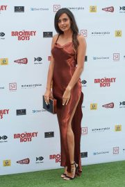 Tyla Carr at Bromley Boys Premiere in London 2018/05/24 1