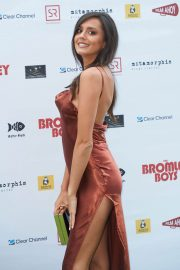 Tyla Carr at Bromley Boys Premiere in London 2018/05/24 2