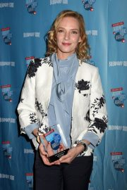Uma Thurman at broadway.com Audience Choice Awards Winners Cocktail Party in New York 2018/05/24 2