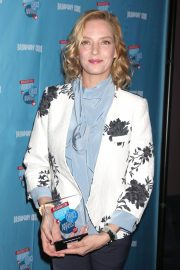 Uma Thurman at broadway.com Audience Choice Awards Winners Cocktail Party in New York 2018/05/24 3