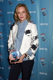 Uma Thurman at broadway.com Audience Choice Awards Winners Cocktail Party in New York 2018/05/24 4