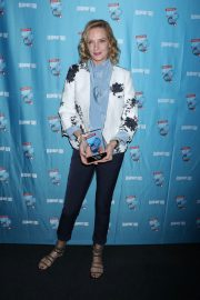 Uma Thurman at broadway.com Audience Choice Awards Winners Cocktail Party in New York 2018/05/24 8