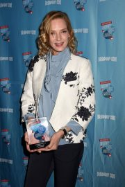Uma Thurman at broadway.com Audience Choice Awards Winners Cocktail Party in New York 2018/05/24 9