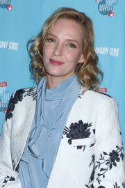 Uma Thurman at broadway.com Audience Choice Awards Winners Cocktail Party in New York 2018/05/24 11