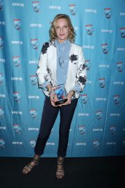 Uma Thurman at broadway.com Audience Choice Awards Winners Cocktail Party in New York 2018/05/24 12