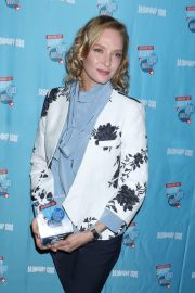 Uma Thurman at broadway.com Audience Choice Awards Winners Cocktail Party in New York 2018/05/24 13