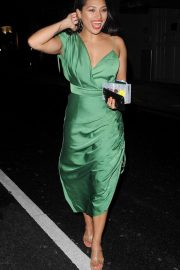 Vanessa White Night Out in London 2018/05/28 1