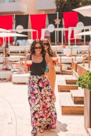 Vicky Pattison at BH Mallorca Hotel Pool Party 2018/07/13 3