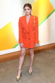 Willow Shields at Wolk Morais Collection 7 Fashion Show in Los Angeles 2018/06/26 1