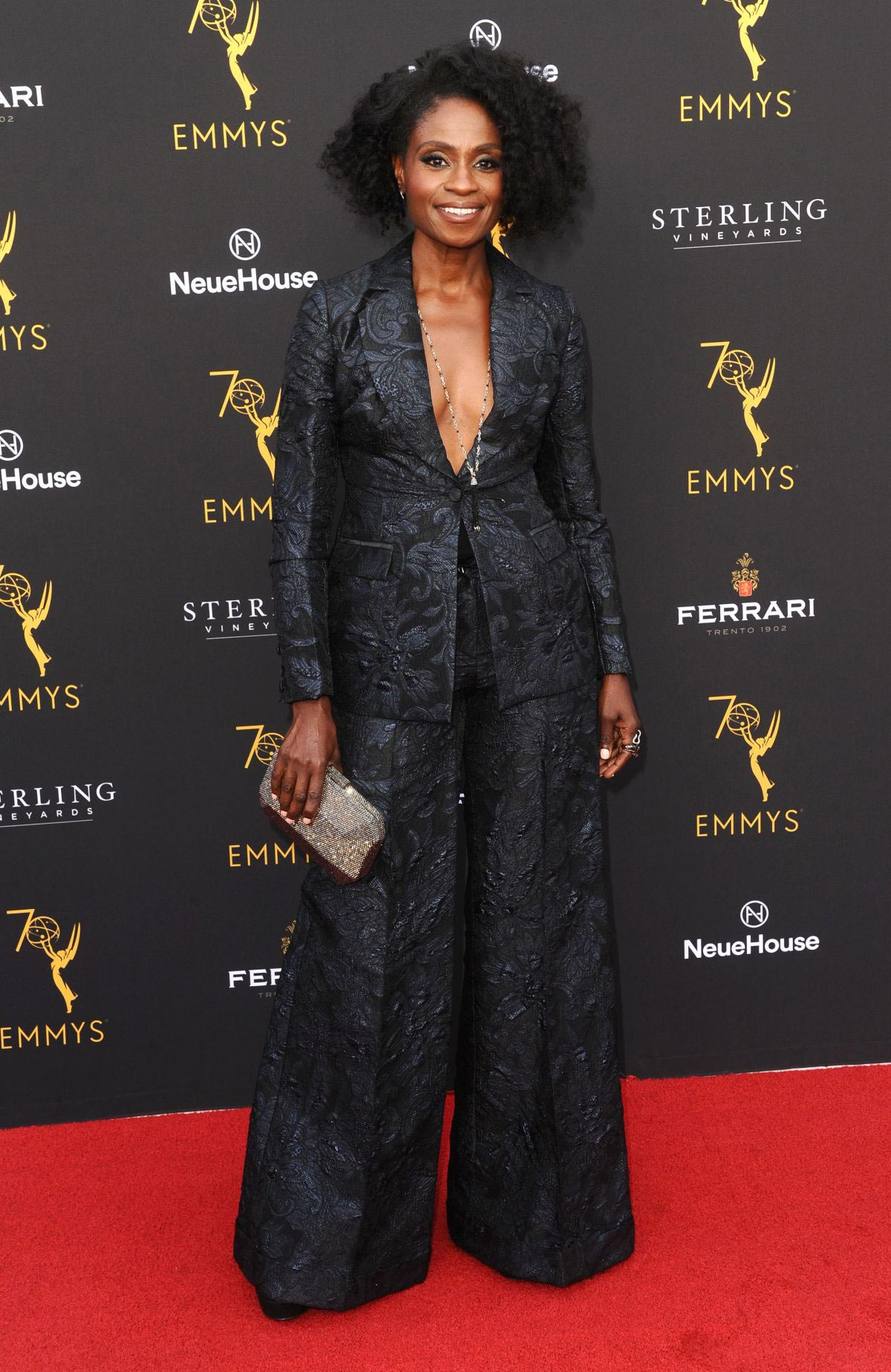 Adina Porter at Television Academy's Performers Peer Group Celebration in Los Angeles 2018/08/20 1