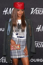 Ajiona Alexus at Variety's Power of Young Hollywood Party in Los Angeles 2018/08/28 1