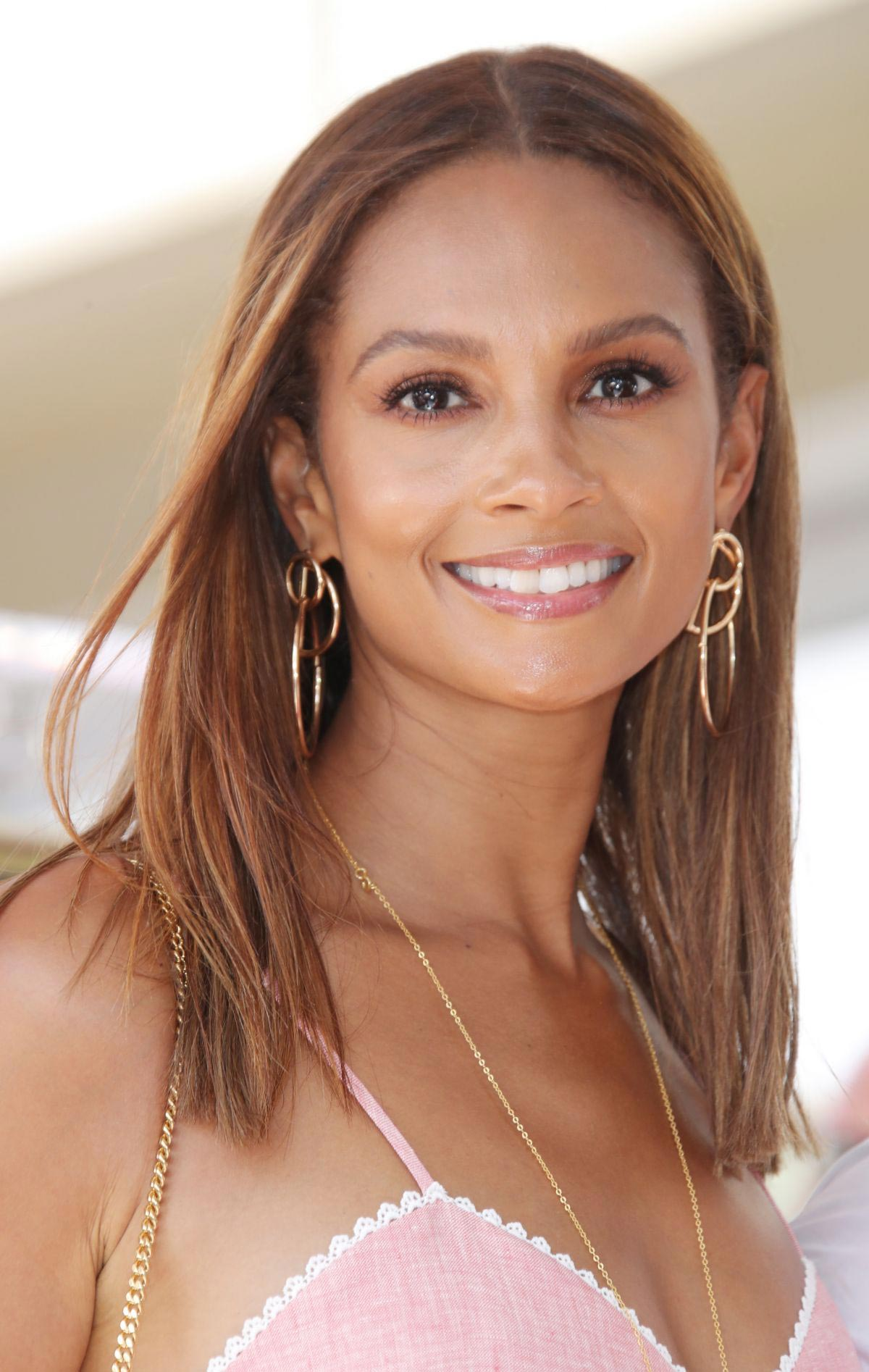 Alesha Dixon at Simon Cowell Star on the Hollywood Walk of Fame Ceremony 2018/08/22 1