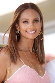 Alesha Dixon at Simon Cowell Star on the Hollywood Walk of Fame Ceremony 2018/08/22 6
