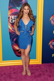 Allison Holker at 2018 Teen Choice Awards in Beverly Hills 2018/08/12 5