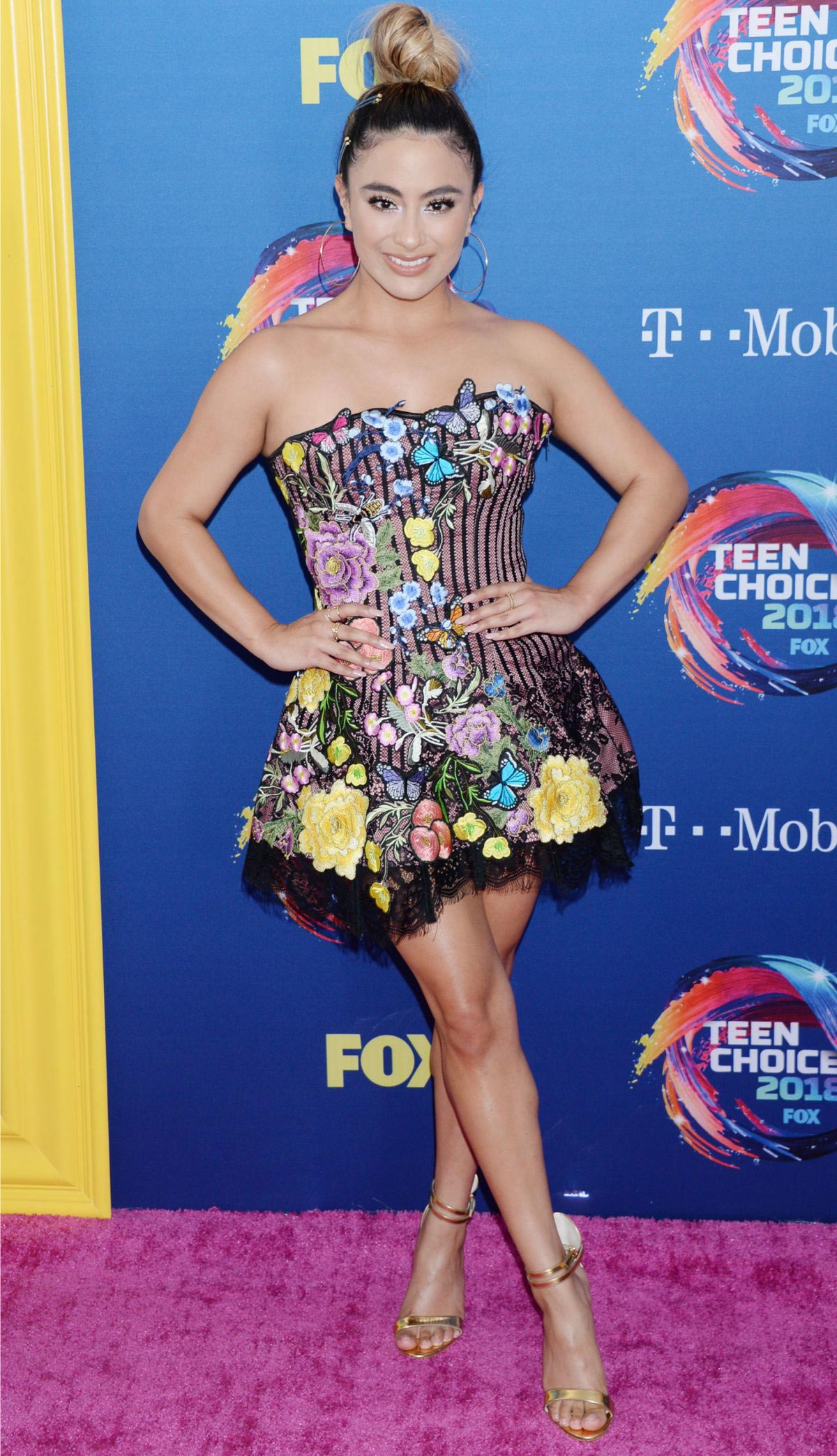 Ally Brooke at 2018 Teen Choice Awards in Beverly Hills 2018/08/12 1