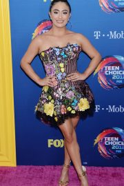 Ally Brooke at 2018 Teen Choice Awards in Beverly Hills 2018/08/12 6