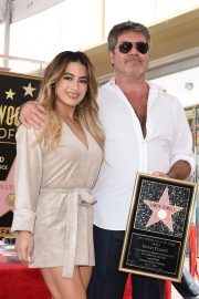 Ally Brooke at Simon Cowell Star on the Hollywood Walk of Fame Ceremony 2018/08/22 1