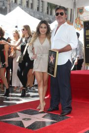 Ally Brooke at Simon Cowell Star on the Hollywood Walk of Fame Ceremony 2018/08/22 3